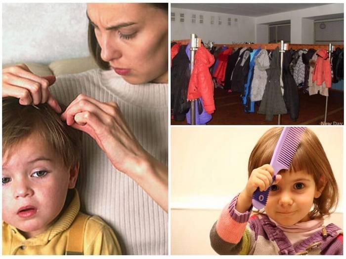 вши от стресса у детей