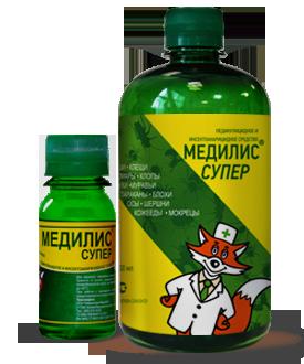 Медилис-СУПЕР (педикулицид)